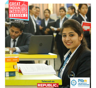 Featuring Pune Institute of Business Management [PIBM] in Great Indian Institutes Season – 2