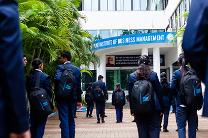 pibm pune blog_journey at pibm