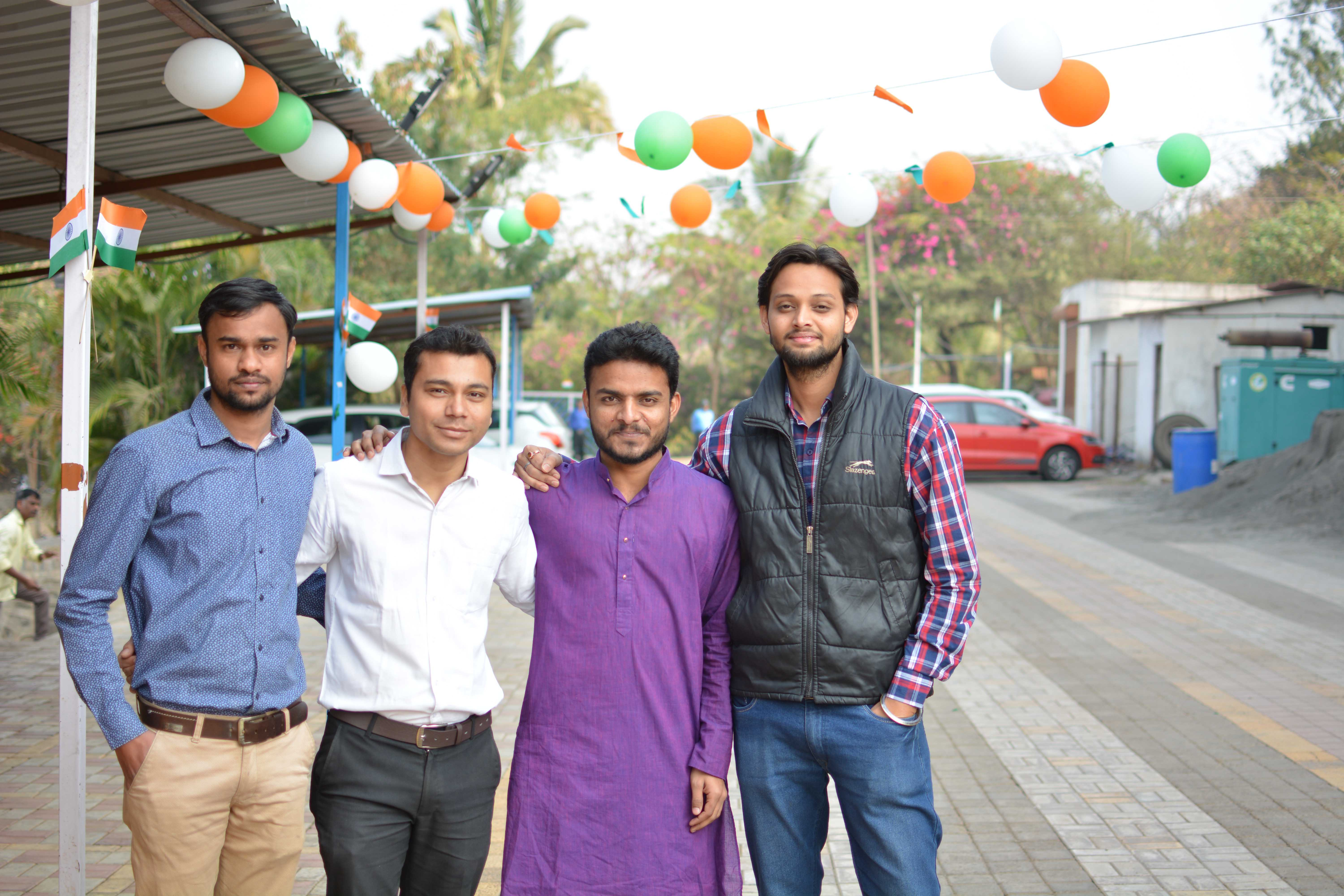 PIBM Students and Faculty Members_Republic Day Celebration_PIBM Pune