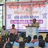 WOMEN'S SAFETY AWARENESS campaign at PIBM PUNE