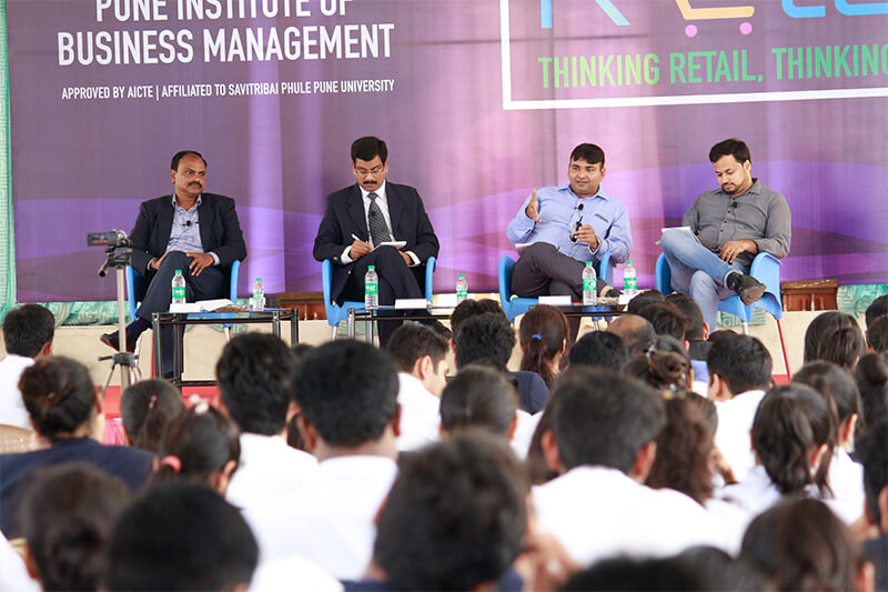 corporate discussion_top mba pgdm college in India